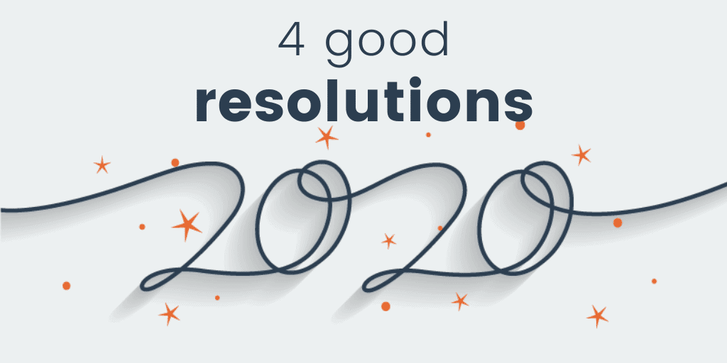 good resolutions performance IT 2020